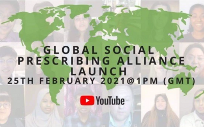 Global Social Prescribing Alliance launched