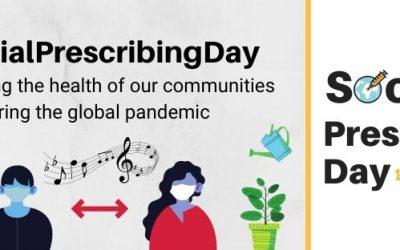 Celebrate Social Prescribing Day – 18th March 2021