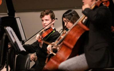 Orchestras in Healthcare report: almost two thirds of professional orchestras are working in health, wellbeing and social care across the UK