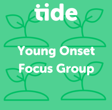 Young Onset Carers Focus Group