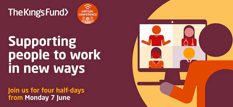Supporting people to work in new ways: what have we learnt from the Covid-19 pandemic?