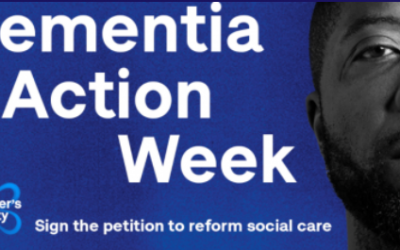 Dementia Action Week: Music for Dementia's 7 days of action