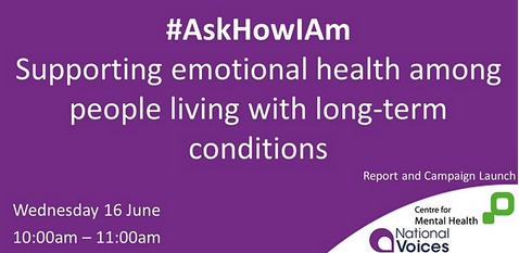 #AskHowIAm: Report and Campaign Launch