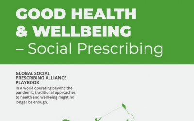 'Good Health and Wellbeing – Social Prescribing' Playbook launched