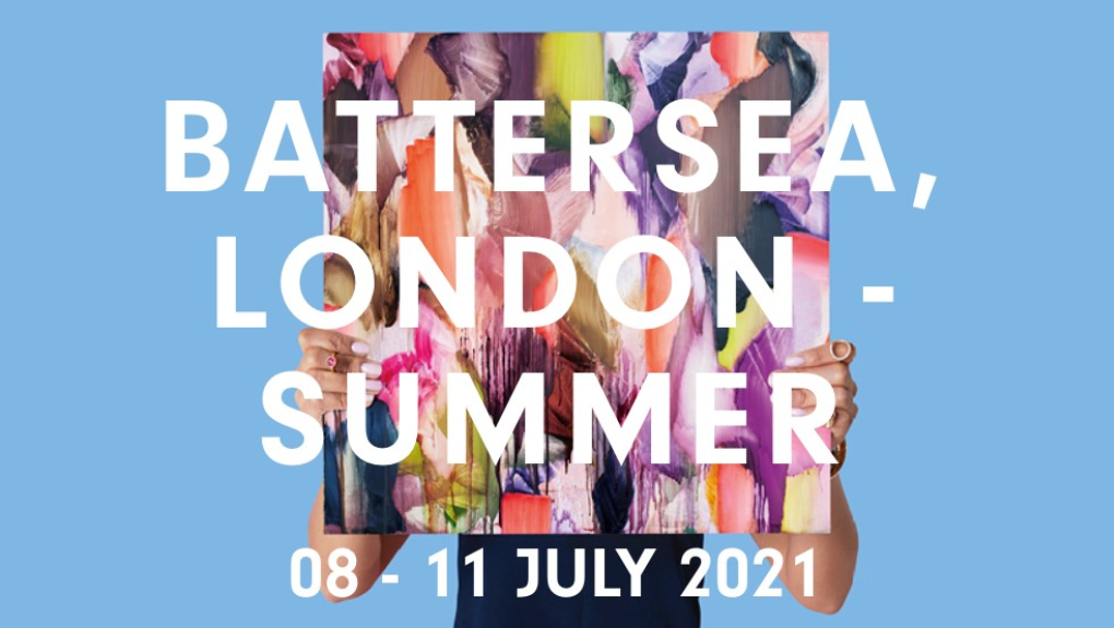 Affordable Art Fair Battersea 2021 – Charity Private View evening
