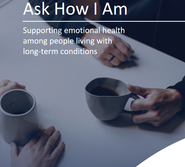 #AskHowIAm report and campaign launched