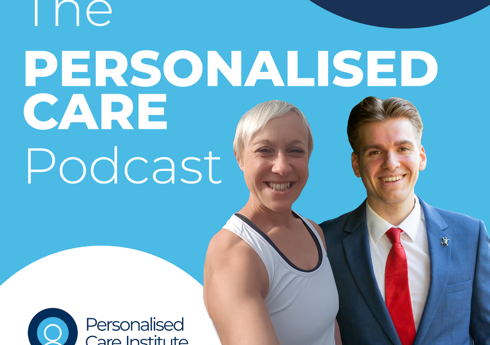 The Personalised Care Institute launches podcast series for healthcare professionals