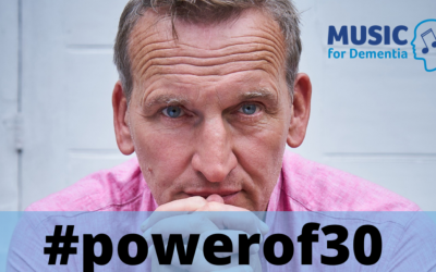 Music for Dementia marks World Alzheimer's month with #powerof30 campaign
